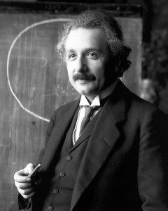 Some Lessons to Learn from Albert Einstein