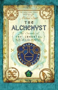 Book Recommendation: The Secrets of the Immortal Nichloas Flamel Series