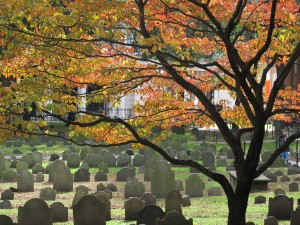 Boston's Granary Burying Grounds: The Final Resting Place of Hancock, Revere and… Mother Goose?