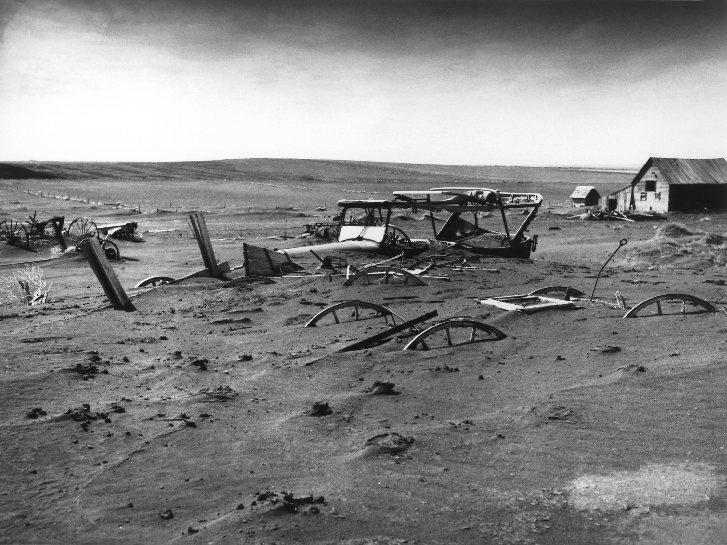 the black blizzards of the s dust bowl it could happen again