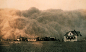 "The ""Black Blizzards"" of the 1930's Dust Bowl"