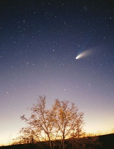 """""""Gravity Tractors"""" Could Save Us From Comets and Asteroids"""