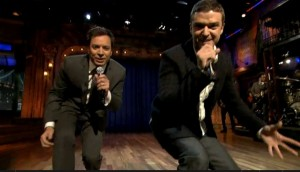 """The History of Rap"": Awesomeness from Jimmy Fallon and Justin Timberlake"