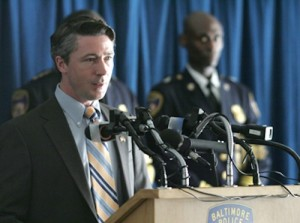 """Will """"The Wire"""" Affect This Democratic Political Hopeful's Presidential Run?"""