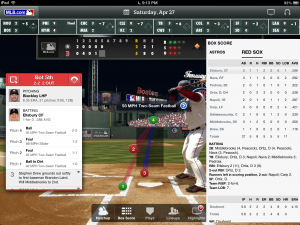 The MLB App Has Changed the Way I Watch Baseball