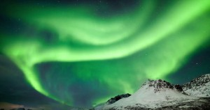 Video: The Amazing Aurora Borealis on Display in the Scandanavian Artic