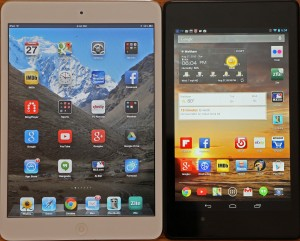 Why I Ditched My Beloved iPad Mini for the Nexus 7 2