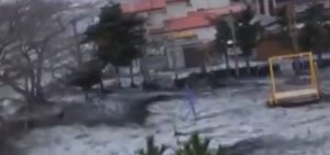 New 2011 Japanese Tsunami Video Shows River Wipe Out Town