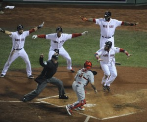 EPSN Ranks Red Sox #1in MLB For Sustained Success the Next 5 Years