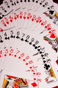 Everytime You Pick Up A Shuffled Deck of Cards, The Order Is Likely Unique In History