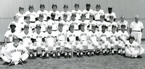 """The 1976 """"Red Sox Song"""" by  John Lincoln Wright"""