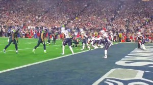 Sideline Video of the Malcolm Butler's Superbowl Interception