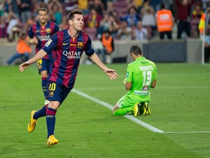 Every One of Lionel Messi's First 400 Goals For Barcelona