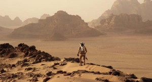 "The Trailer for the ""The Martian"" Looks Great!"