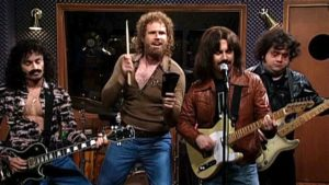 "An SNL Classic: ""More cowbell"""